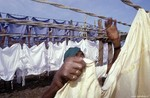 India dhobi ghats